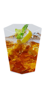 plastic disposable cups tumblers glasses drinking clear cocktail party wedding whole sale bulk cup