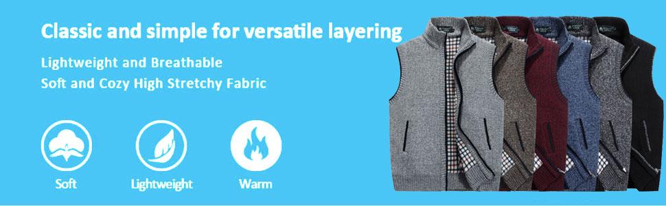 vest for men mens vest vests for men casual vests for men big and tall vest herring bone fleece vest