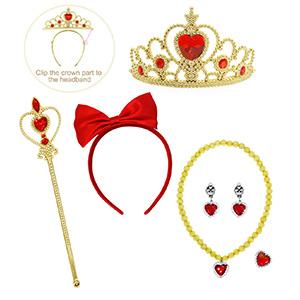 Snow Princess Dress Jewelry Accessories Headband HG093-2
