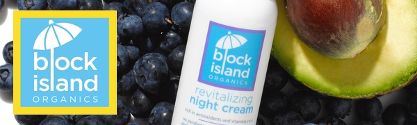 Block Island Organics - Organic Revitalizing Night Cream