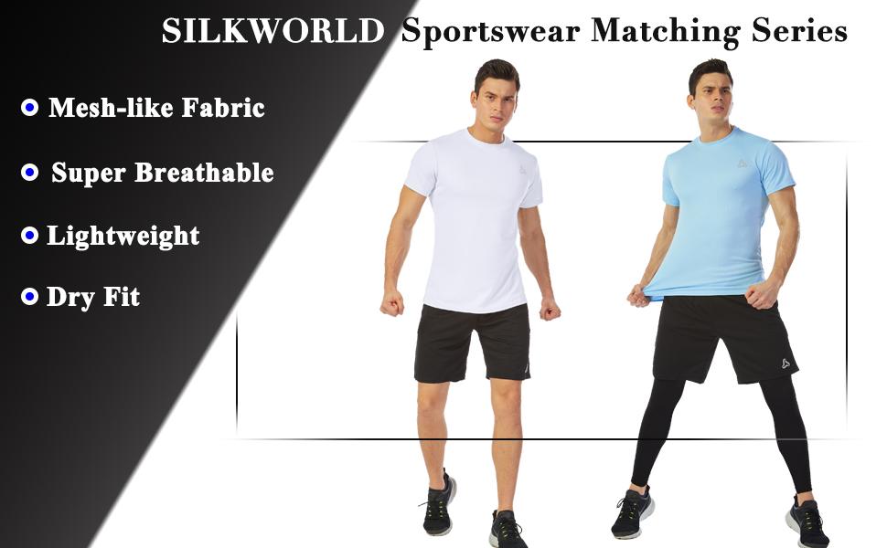 sports mesh shirts
