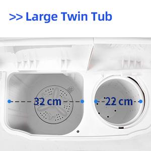 Twin Tub