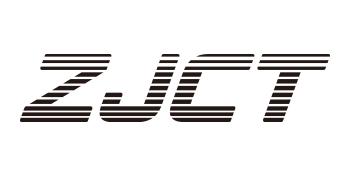 ZJCT logo for yoga pants capri with pockets