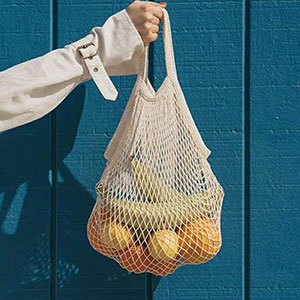 Grocery Shopping Bags with Handles
