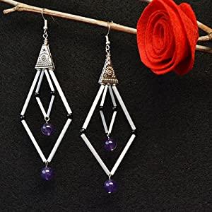 bugle glass seed beads for DIY