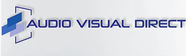 Audio-Visual Direct Logo