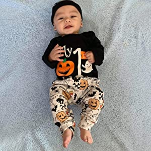 infant halloween outfit girls