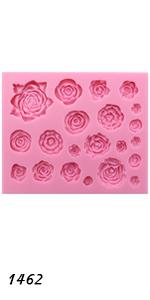 Rose Flower Mold