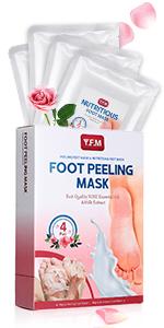 Foot Peeling Mask 4 Pairs