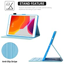 ipad 10.2 case with stand