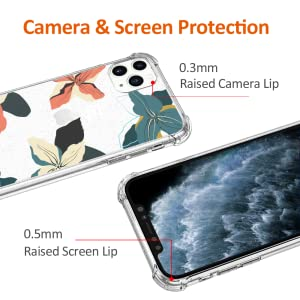 iphone 11 pro max case flowers