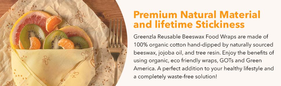 reusable sandwich bags beeswax food wrap ziploc bags zero waste beeswax wrap