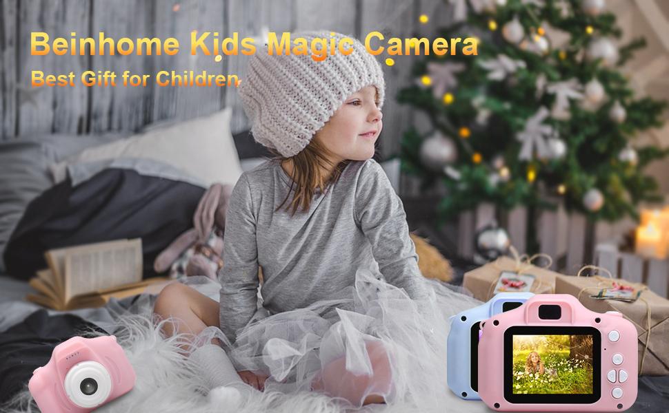 kids magic camera