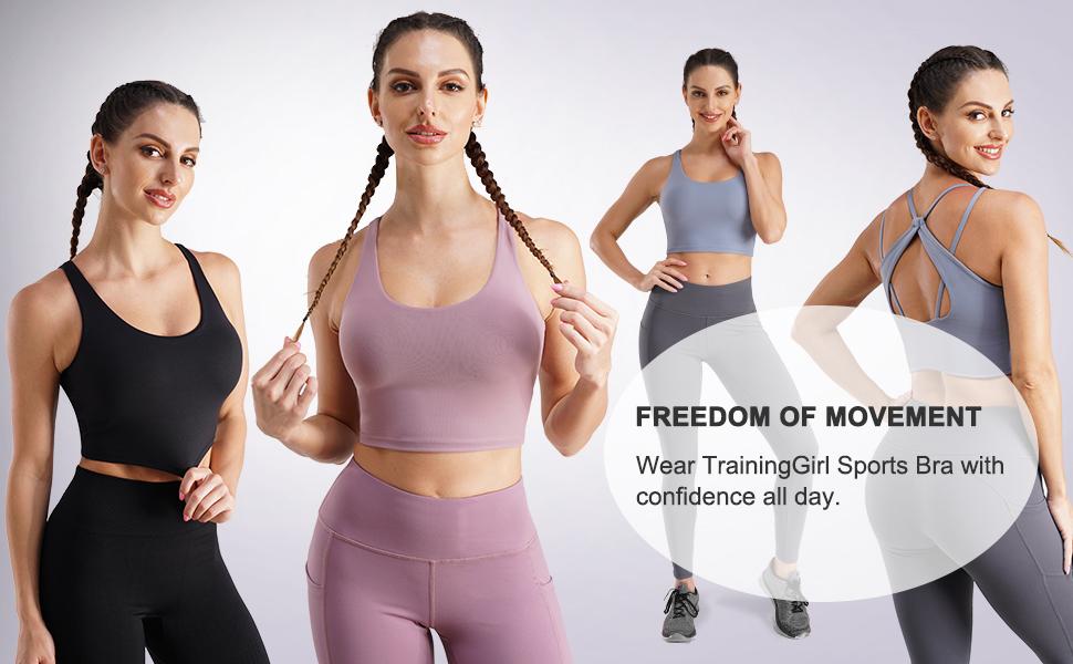 longline yoga tops camisole