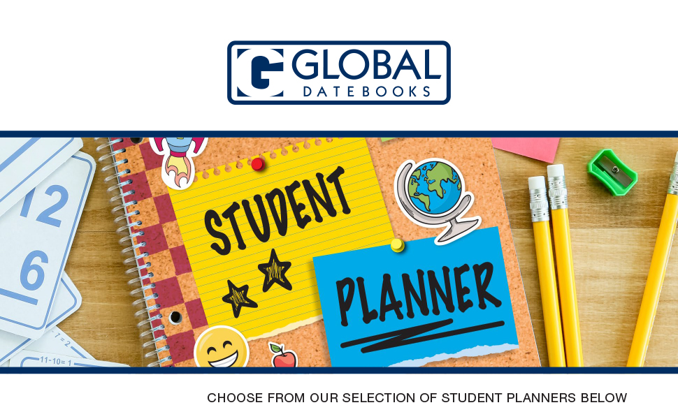 Global Datebooks Student Planners
