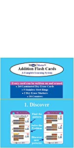 Addition Triangle Flash Cards