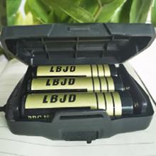 Battery Case for 3 Batteries