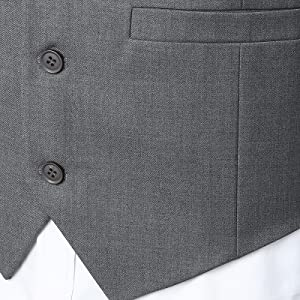 formal vest