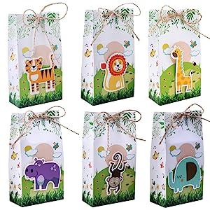 animal gift bags for kids