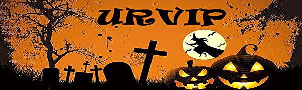 URVIP revel in Halloween with you.