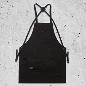 Hudson Professional Grade Apron No Model Display