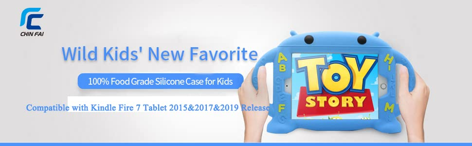 fire 7 2019 tablet case