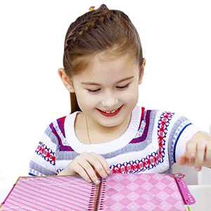 Scrapbook Craft Kit for Kids 5 to 10 Years Old