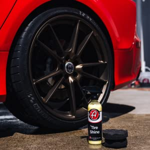 results tire shine hex grip