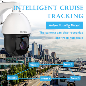 Cruise auto-tracking