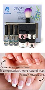 American manicure dipping kit