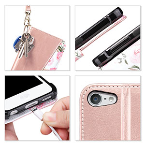itouch 7 wallets for women girls