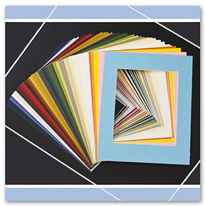 golden state art single mat board color various mix bundle pack set bevel cut white core