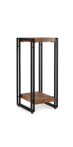 Accent side table for living room