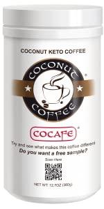 Coconut Keto Coffee