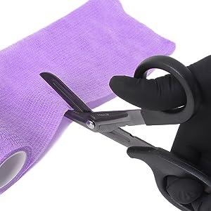 purple cut