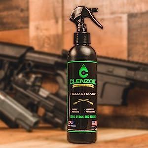 8 oz. trigger sprayer spray mist cleaner lube protectant clp