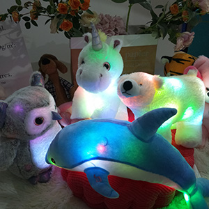 music stuffed animals