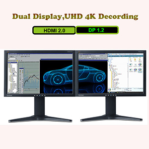 UHD 4K display