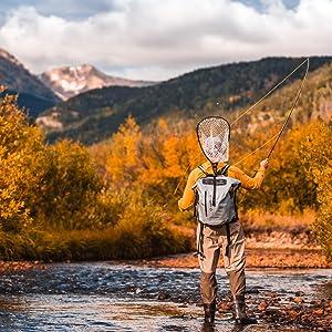 waterproof bag, backpack