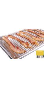 baking sheet with pan