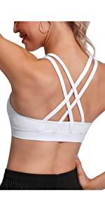 criss cross bra