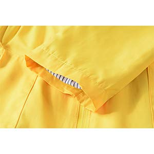 windbreaker trench coat