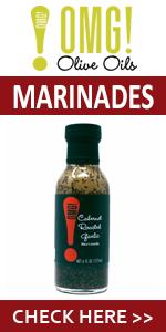 OMG Olive Oils Marinades