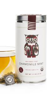 chamomile mint tea bags