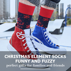 wxxm christmas socks