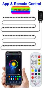 DreamColor App & Remote Control