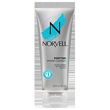 body wash that doesn't strip fake tan gentle shower gel for spray tan that lasts longer ph balanced