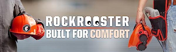 rockrooster built for comfort
