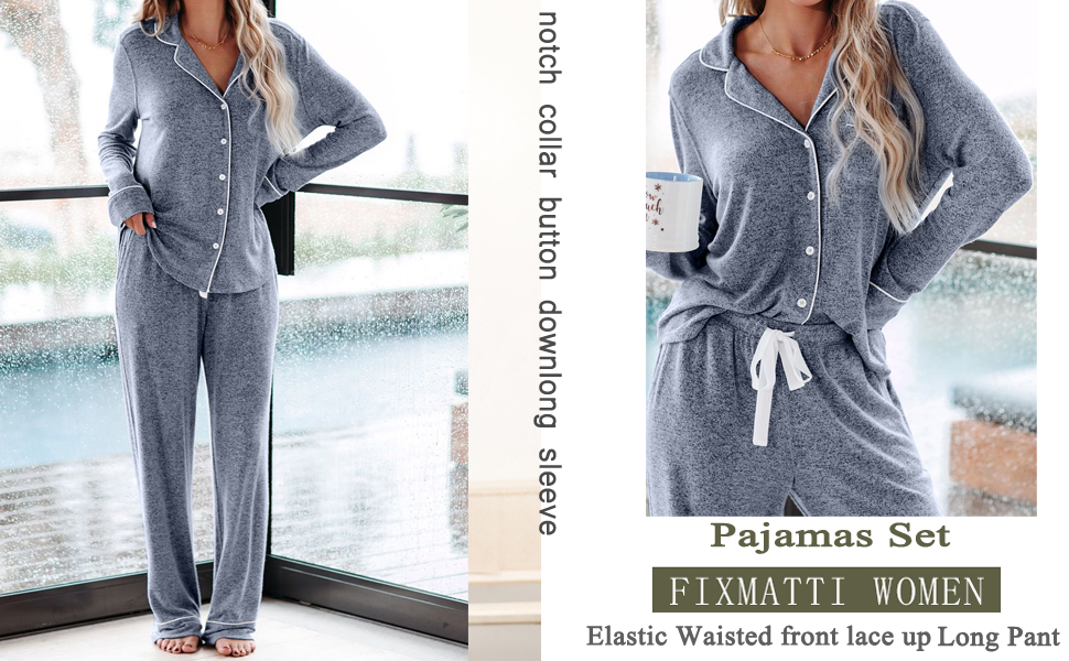 LOUNGEWEAR OAJAMAS SET