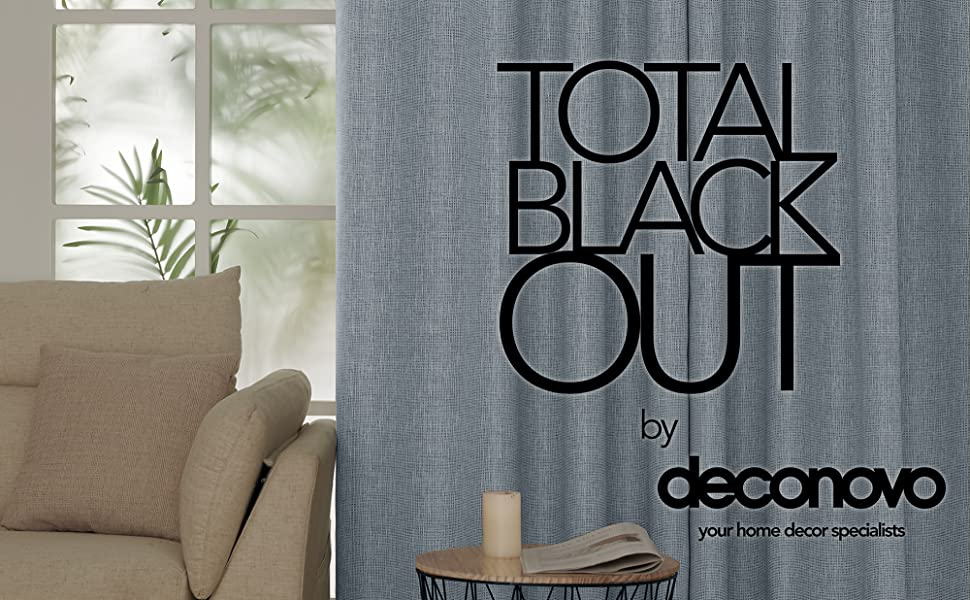 95 inch blackout curtains